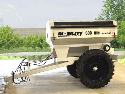 Row Crop Dry Fertilizer Spreaders